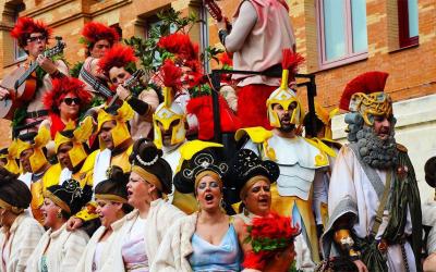 Cadiz Carnival festival