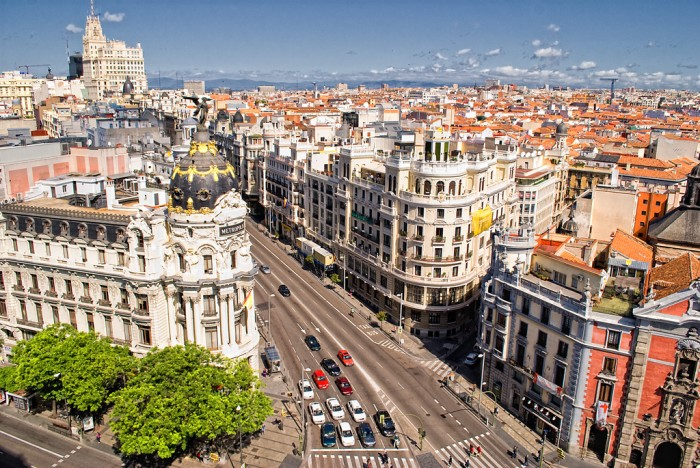 Cities to visit in Spain